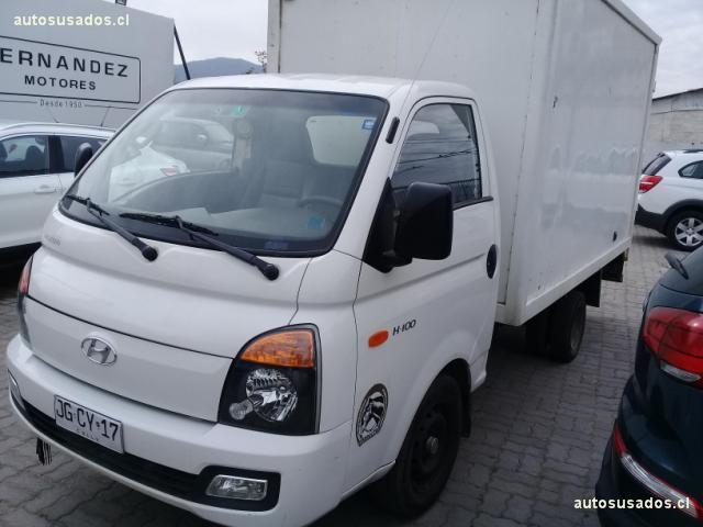 Camiones Hernández Motores Hyundai H100 2017