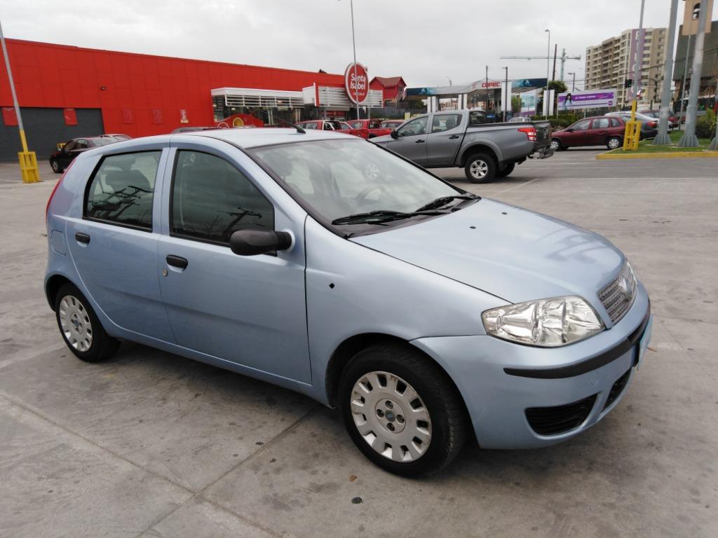 Autos Automotora SERCAR Fiat Punto 2008