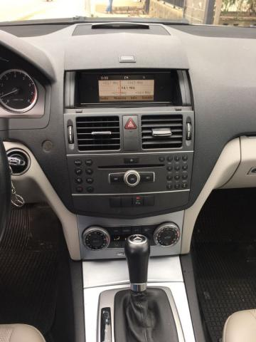 Mercedes-benz c200 cgi blue efficiency
