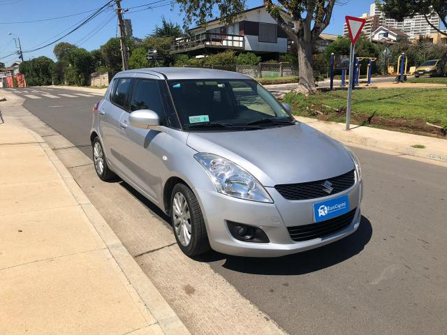 Autos Automotora RPM Suzuki Swift gl 1.4 aut 2013