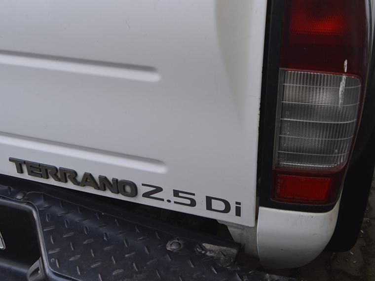 nissan terrano dx cab 4x44x4
