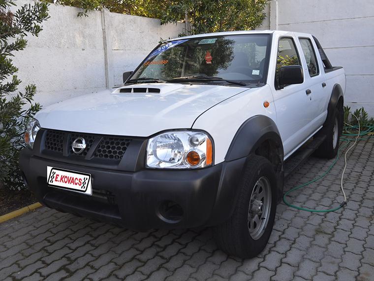 Camionetas Kovacs Nissan Terrano dx cab 4x44x4 2013