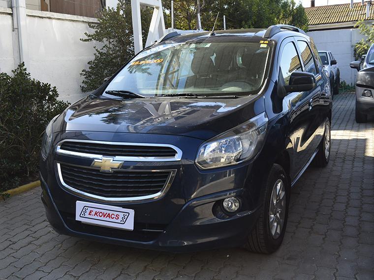 Furgones Kovacs Chevrolet Spin ltz 2018