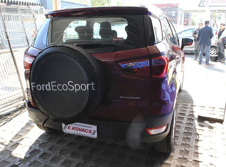 ford ecosport titanium ac1.6