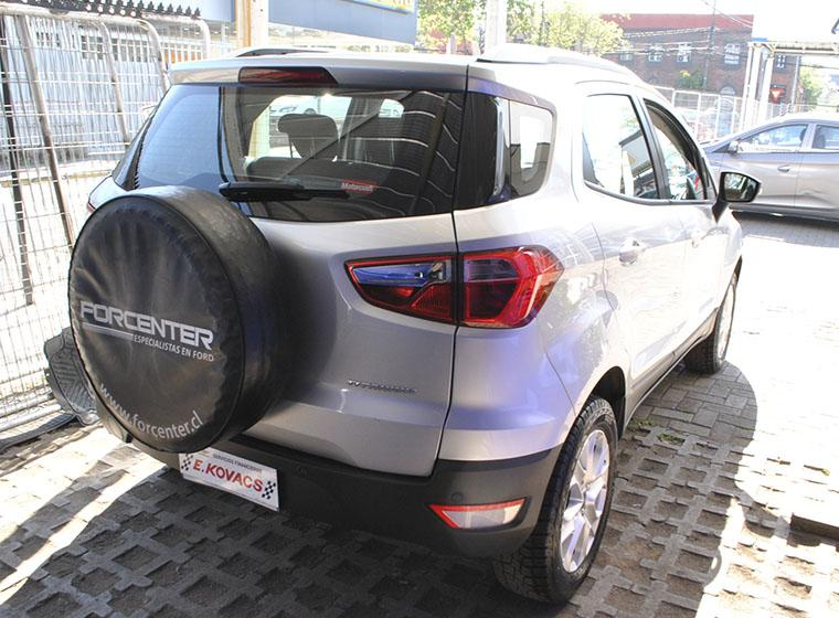 ford ecosport titanium ac
