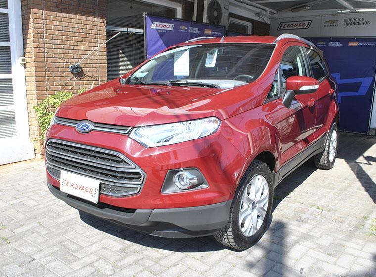 Autos Kovacs Ford Ecosport titanium ac1.6 2017