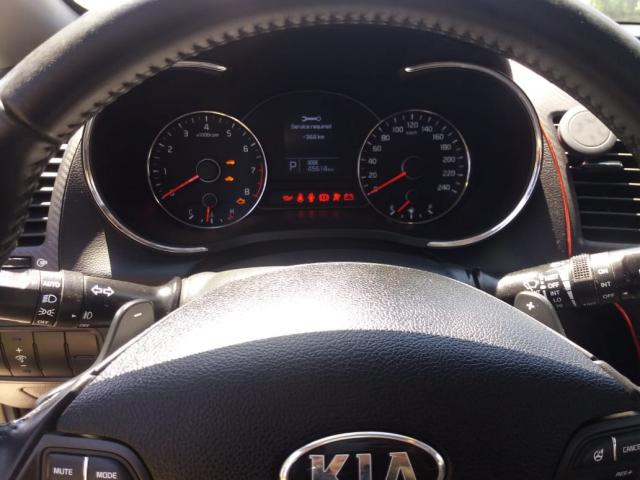 Kia cerato 5 sx 1.6 at