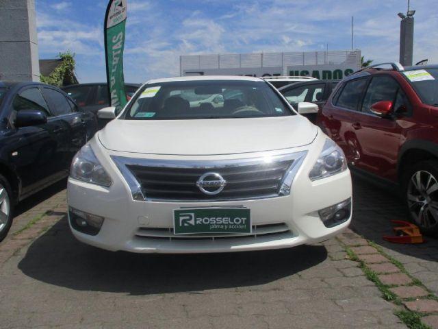Autos Rosselot Nissan Altima 2.5 aut 2014