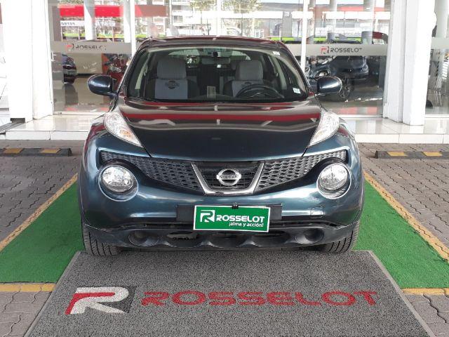 Autos Rosselot Nissan Juke base cvt - fl001   2013