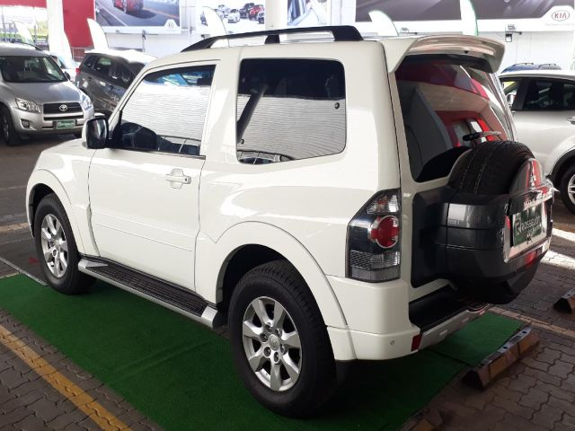 mitsubishi montero 3.2 2ptas diesel