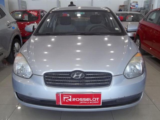 Autos Rosselot Hyundai Accent gl ps 1.6 cc dh 2010