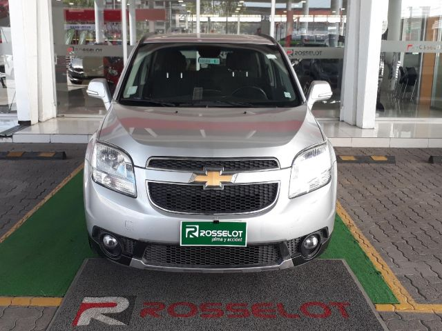 Camionetas Rosselot Chevrolet Orlando lt 2.4 at 2015