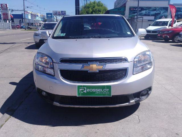 Camionetas Rosselot Chevrolet Orlando ls 2.0 at 2015