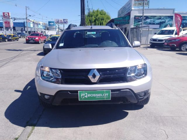 Autos Rosselot Renault Oroch ze 1.6 2018