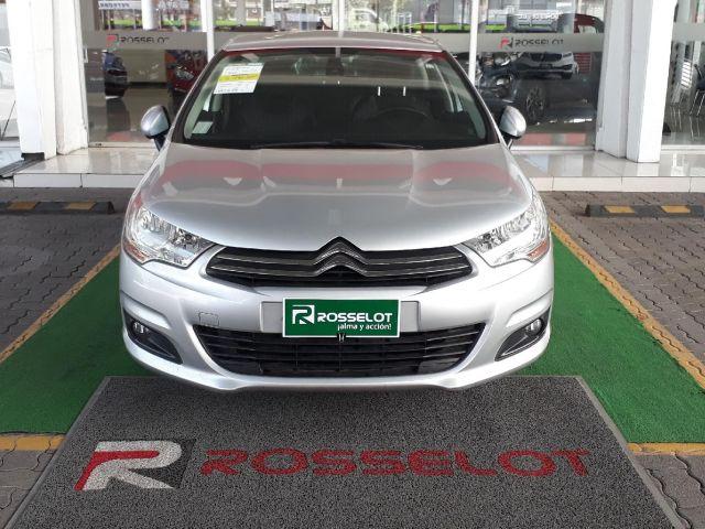 Autos Rosselot Citroen C4 1.6 mec 2016
