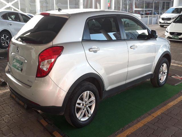 ssangyong new korando gas 4x2 mt - nkc1010 euro v