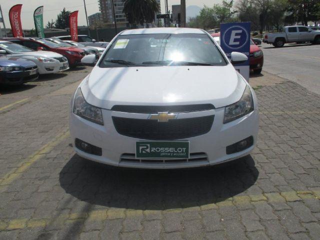 Autos Rosselot Chevrolet Cruze ii ls full 1.8 at 2012