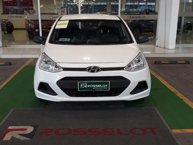 Autos Rosselot Hyundai Grand i10 gl 1.0 mt 2016