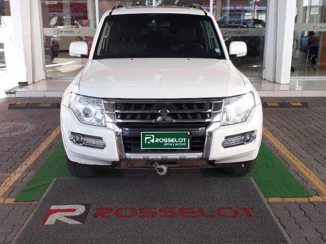 Camionetas Rosselot Mitsubishi Montero 3.2 2ptas diesel 2015