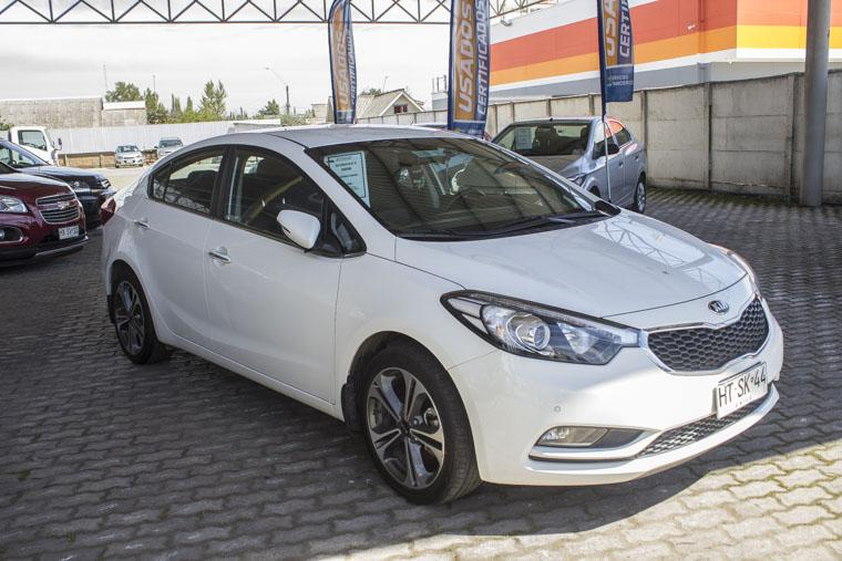 kia cerato sx at1.6