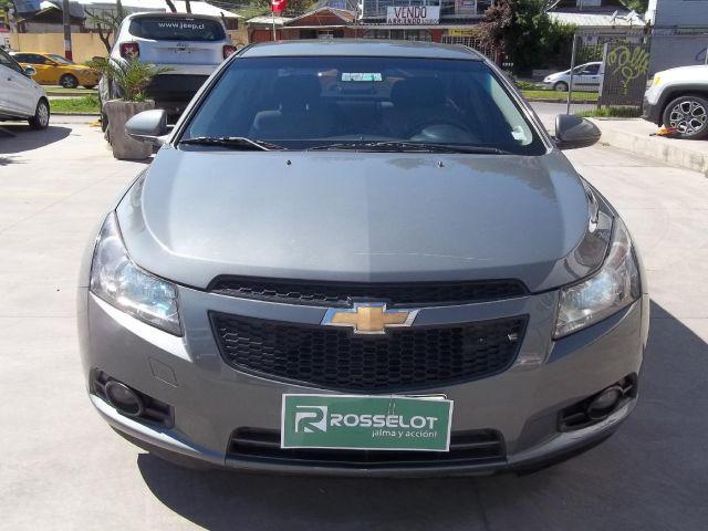 Autos Rosselot Chevrolet Cruze ls 2.0 mt diesel 2011