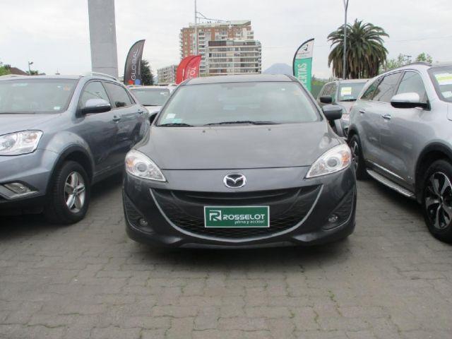 Autos Rosselot Mazda 5 2.0 aut 2017