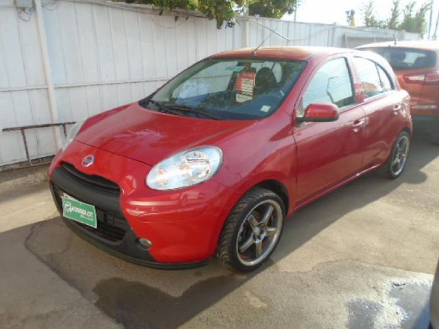 nissan march sense  hatchback 1.6