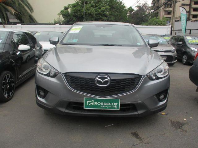Autos Rosselot Mazda Cx 5 r 2.0 2014