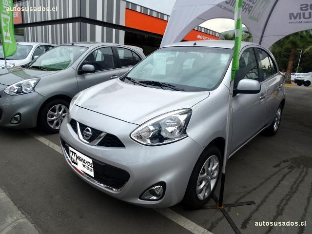 Autos Hernández Motores Nissan March 2017
