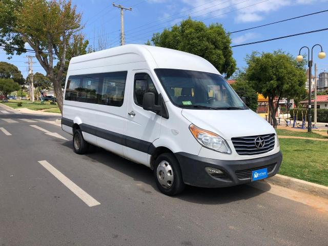 Buses Automotora RPM JAC Sunray le 2.8 2013