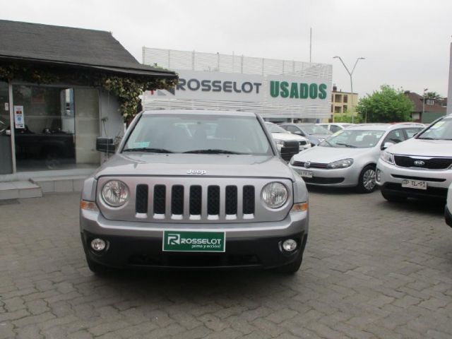 Autos Rosselot Chrysler Patriot 4x2 2.4l 2017