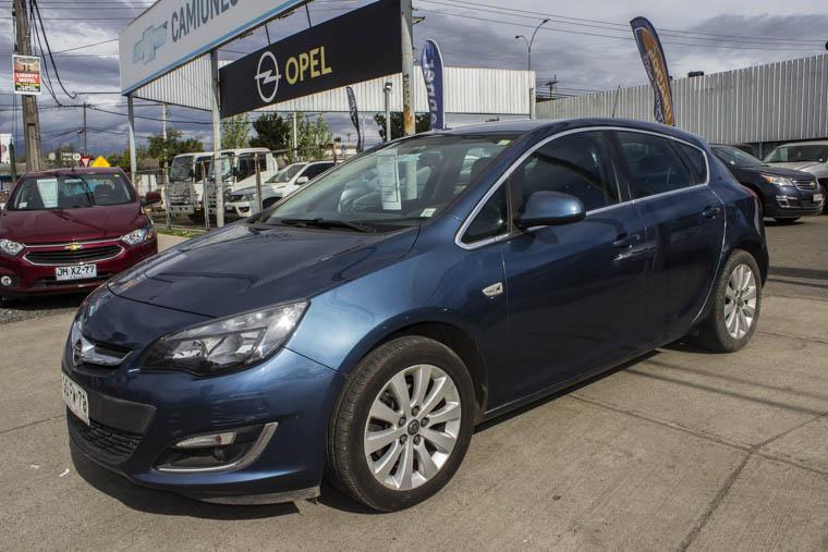 Autos Kovacs Opel Astra enjoy 1.6 2014