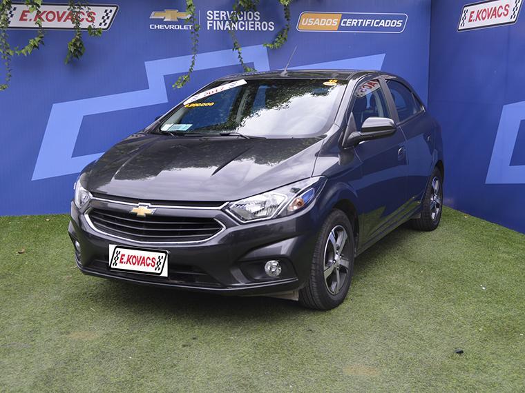 Furgones Kovacs Chevrolet Onix ltz 2017