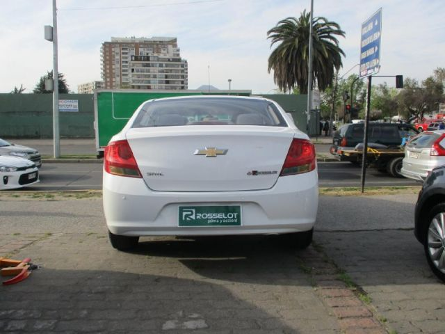 chevrolet sail 1.4 mt