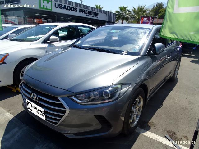 Autos Hernández Motores Hyundai Elantra 2016