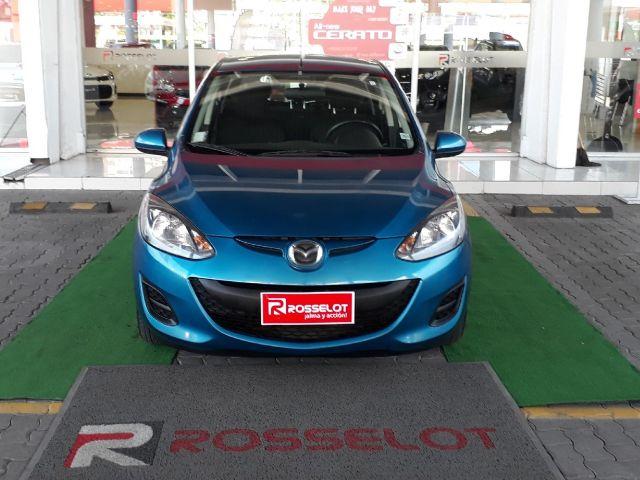 Autos Rosselot Mazda 2 hb 1.5 full 2015