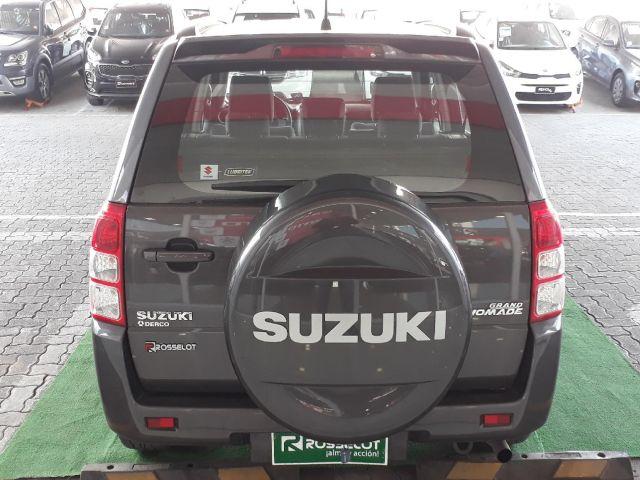suzuki grand nomade glx sport 2.4 aut benc