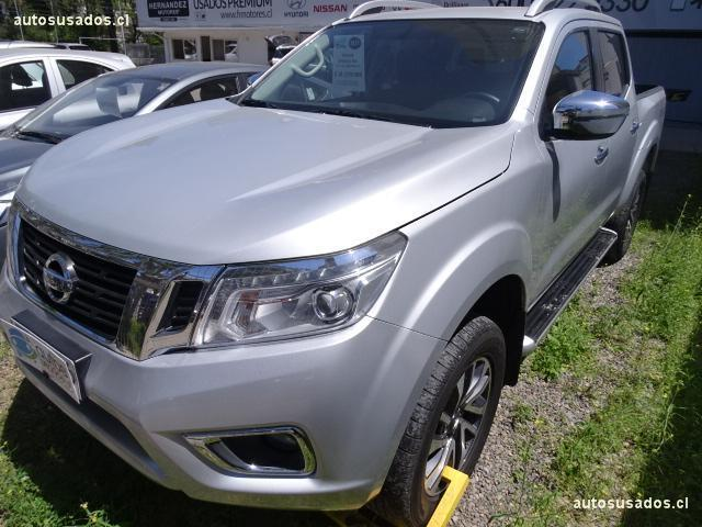 Camionetas Hernández Motores Nissan Np300 2017