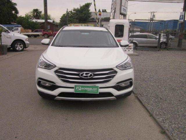 Camionetas Rosselot Hyundai Santa fe gls 2.2 diesel 4x4 2016