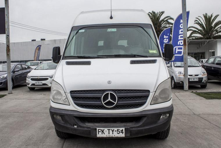 mercedes benz sprinter 415 cdi