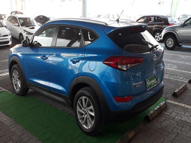 hyundai tucson 2.0 gl 4x2 aut diesel