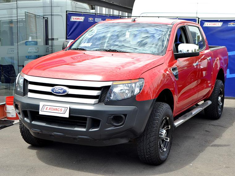 Camionetas Kovacs Ford Ranger diesel 4x2 xlmec 3.2 2016