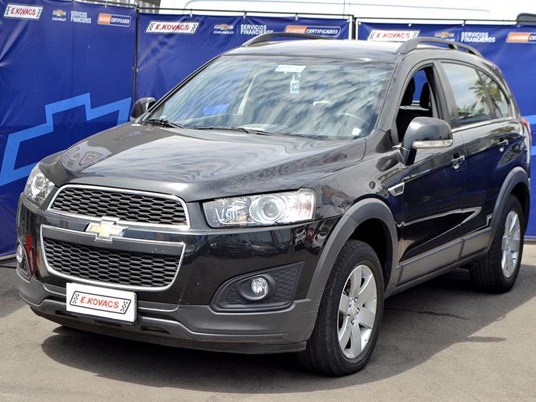 Camionetas Kovacs Chevrolet Captiva 5 ls 2.4l fwd 6mt 2014