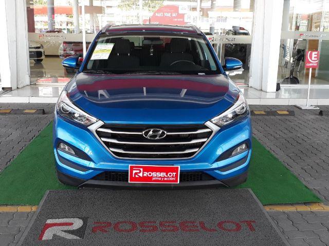 Camionetas Rosselot Hyundai Tucson 2.0 gl 4x2 aut diesel 2017