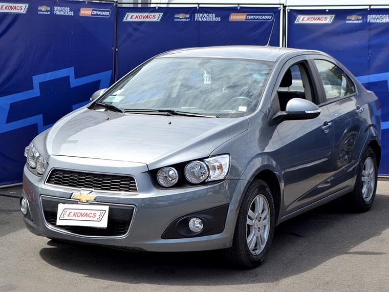 Autos Kovacs Chevrolet Sonic 2015
