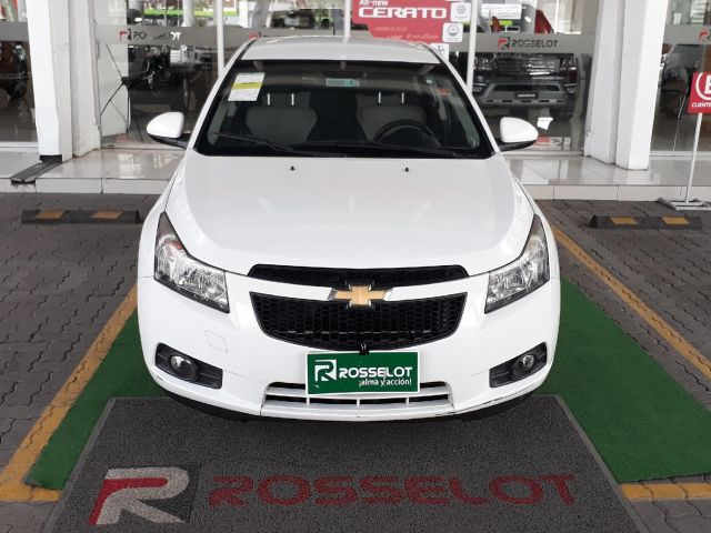 Autos Rosselot Chevrolet Cruze ii ls full 1.8 at 2012
