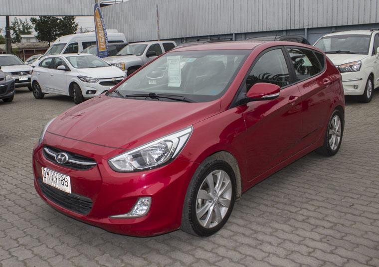 Autos Kovacs Hyundai Accent rb 2017