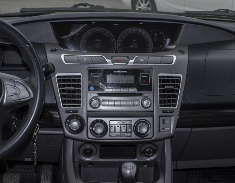 ssangyong stavic xdi 2.2