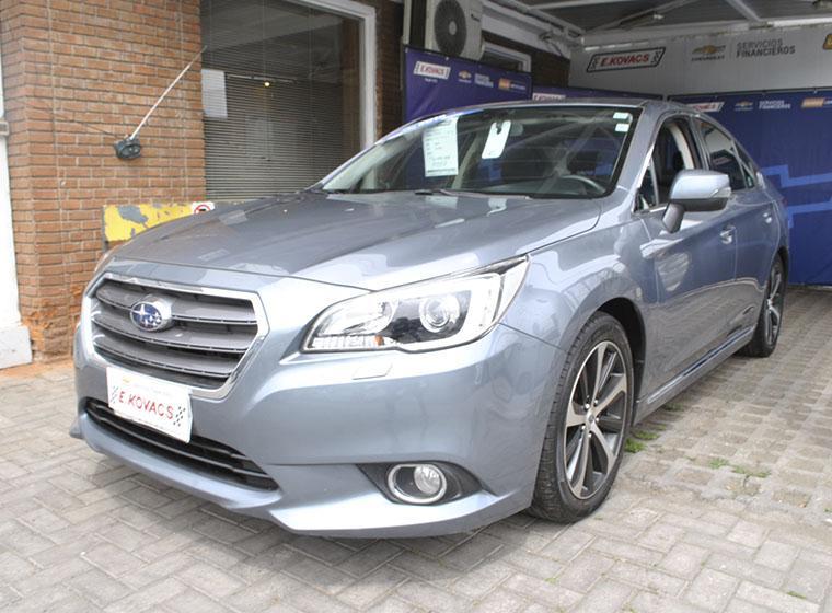 Autos Kovacs Subaru Legacy limited cvt 2016