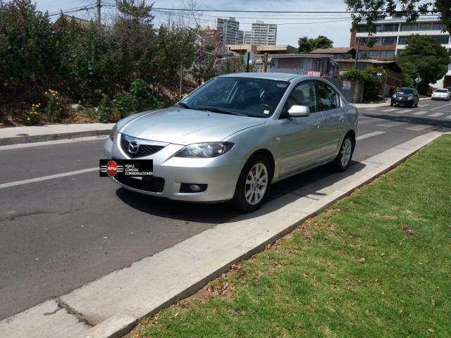 Autos Automotora RPM Mazda 3 1.6 2008